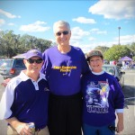 Linda and Patrick with ECU Athletic Director