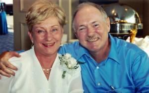 Linda and Patrick Barclay